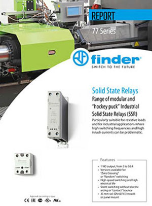 Finder Solid State Relays