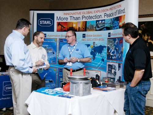 Stahl booth2